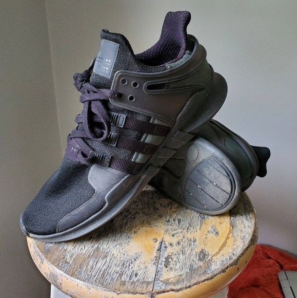 official photos 302df 08e30 Adidas EQT Support ADV - Triple Black
